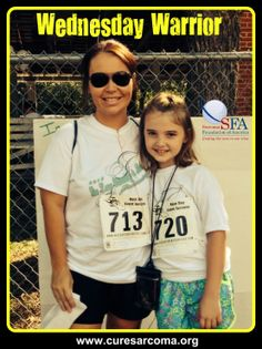 """""""I have three little girls ages 10, 7, and 5 who need me to get better so we can get our lives back."""" - Starla, Sarcoma Foundation of America's Wednesday Warrior  http://curesarcomablog.org/2014/07/02/wednesday-warrior-starla/  #sarcoma #inspiration #WednesdayWarrior #CureSarcoma"""