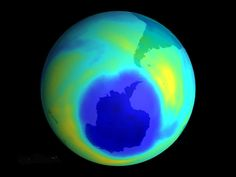 The Hole in the Ozone Layer Is Finally Shrinking