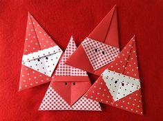 Bellas bedrifter: Origami-nisser...