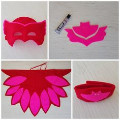 Owlette wings Inspired by PJ Masks Super Heroes costume. Pj Masks Owlette Costume, Pj Masks Costume, Girl Costumes, Batman Party, Superhero Party, Halloween Fun, Halloween Costumes, Festa Pj Masks, Disney Cars Birthday