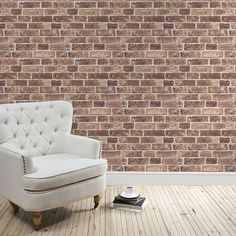 Original Brick Wallpaper | Dunelm