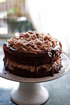 A Cozinha Coletiva: German Chocolate Cake!