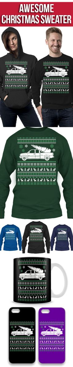 Chevrolet Silverado Ugly Christmas Sweater! Click The Image To Buy It Now or Tag Someone You Want To Buy This For. #chevrolet
