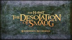 I See Fire (Ed Sheeran) - The Desolation of Smaug end credit song