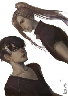 Tao and Takeo - Noblesse