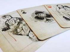 Game of Thrones Playing Cards Vintage by TimeVoid on Etsy
