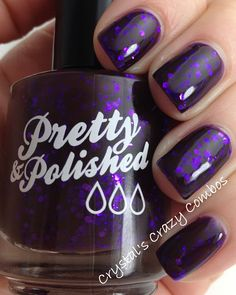 Pretty & Polished Tears of Dionysus (swatched) $8.00