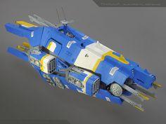 Thallia | Sub-Orbital defense SHIP