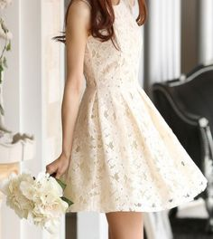 pretty cute, not sure about white though. and it needs a belt