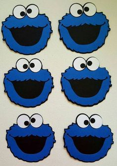 Cookie Monster Clip Art Printable Clipart Panda Free