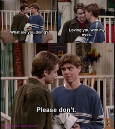 I miss Boy Meets World