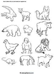 Thema Boerderij On Pinterest Farm Coloring Pages Farms