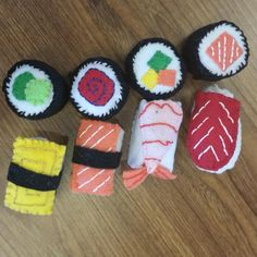 What kitty doesn't love fish and catnip? Pick up some sushi-themed, catnip-filled toys from us at our upcoming events! #FCBD #PCC