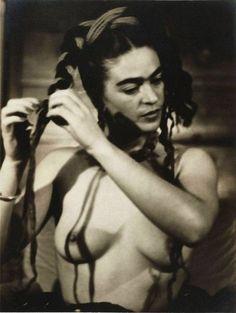 Salvador Dali & Frida Kahlo