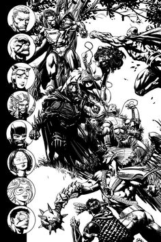 David Finch | Dave Finch | Comic Art | https://pbs.twimg.com/media/BMPbrlFCEAARTJX.jpg:large