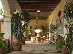 Hacienda Lomajim-- now this is heaven!