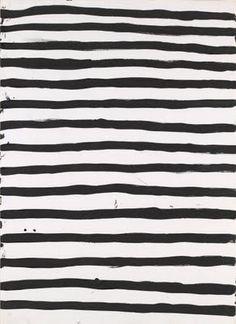 Organic black stripes #brush #pattern #texture