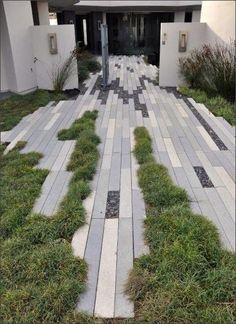 30+ Gorgeous Modern Garden Architecture Design Ideas - Hmdcr.com