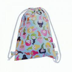 Mermaid swim bag - hardtofind. Make the girls new swim bags??
