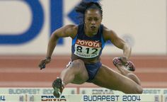 Gail Devers - Five-time Olympian, Three-time Olympic gold medalist, Eight-time World Champion, 10-time National Champion