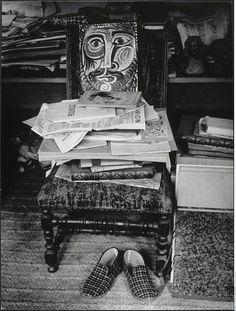 Brassaï - Picasso