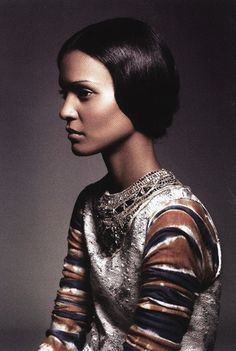 LIYA KEBEDE  (Source: smokepigeons, via devoutfashion)
