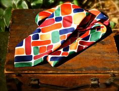 Alexander Shields was an upscale clothing designer/maker known primarily for the luxury, style and quality of the men's clothing he made from the & Surface Design, 1960s, Vintage Fashion, Tie, Fashion Design, Cravat Tie, Sixties Fashion, Ties, Fashion Vintage