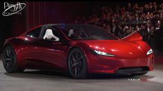 Telsa unveils new Roadster