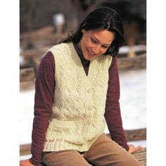 40 Best Free Knit Vest Patterns Images Crochet Pattern Crochet