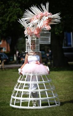 Royal Ascot 2012: All the weird and wonderful fashion! | Haute blogture.