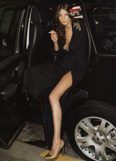 Daria Werbowy | Vogue Paris | Terry Richardson | Mai 2007