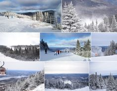 Mont Tremblant - you just can't beat the scenery!