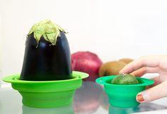 Poppit, para conservar frutas y hortalizas cortadas