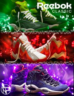 Reebok Classic Ghost of Christmas Pack
