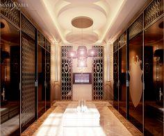 Dreesing room #Luxury #dreesing #visionnaire #Furniture
