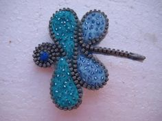 dragonfly Zipper Jewelry, Dragonflies, Art, Dragon Flies, Art Background, Kunst, Performing Arts, Art Education Resources, Artworks
