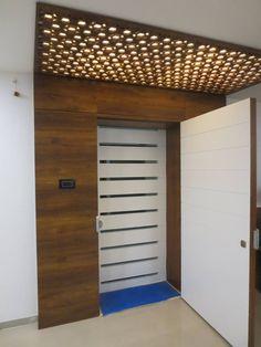Best Door - Window Design in India Entrance Door Design, Door Design Interior, Ceiling Design Bedroom, Foyer Design, House Main Door Design, Home Entrance Decor, Window Design, Duplex House Design, Wooden Doors Interior