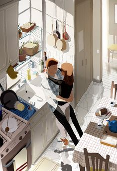 Pascal Campion. love the lighting.