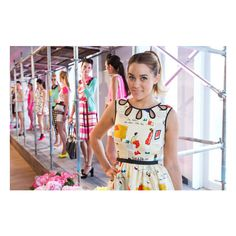 Pictures Of Lauren Conrad At Spring 2013 New York Fashion Week ❤ liked on Polyvore
