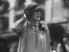 Street style born in 20's. Street style nació en los años 20. Education Fashion History 20's