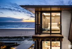 Light Architecture, Contemporary Architecture, Landscape Architecture, Interior Architecture, Shiplap Siding, Board Formed Concrete, Manhattan Beach Pier, Beach Activities, Window Frames