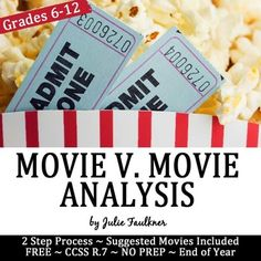 compare and contrast cinema or movies Whether your students are practicing essay writing or learning to analyze cinema, compare and contrast essays about movies can be a wonderful.