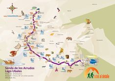 To Go, Maps, Trekking, Viajes, Places, Norte
