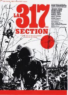 1965 ‧ Film de guerre ‧ 1h 40m de Pierre Schoendoerffer avec Bruno Cremer, Jacques Perrin - La dernière marche de la 317ème section qui, lors de la bataille de Dien Bien Phu, reçoit son ordre de repli. La section est composée de quarante et un supplétifs Laotiens et de quatre Français. Huit jours plus tard, la 317ème section n'existe plus...