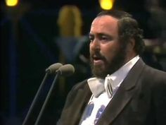 """Luciano Pavarotti: 'Torna A Surriento',""""Torna a Surriento"""" is a Neapolitan song said to have been composed in 1902 by Ernesto De Curtis to words by his brother, Giambattista. The song was copyrighted officially in 1905; it has since become wildly popular, and has been sung by performers as diverse as Frank Sinatra, Beniamino Gigli, Elvis Presley, Dean Martin, Enrico Caruso, José Carreras, Plácido Domingo, Luciano Pavarotti, Ruggero Raimondi, Meat Loaf, Mario Lanza, many others"""