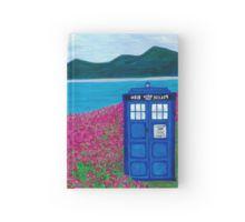 Hardcover Journal. TARDIS: Seaside Framed Prints, Canvas Prints, Art Prints, Tardis, Iphone Wallet, Doctor Who, Seaside, Journal, Throw Pillows