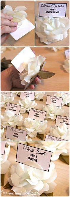 With all my leftover roses from the Beauty and the Beast Shower, I have been looking for a new home for them. Luckily, they worked out perfectly for my sorority sister�s Rustic Glam Gold Wedding! Her main flowers are white roses, so these beauties were th
