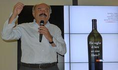 Farinetti: «Il mio Vino Libero».   Nel progetto presentato a Eataly Roma dal suo patron, un nuovo modo di concepire l'enomondo