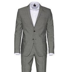 #s.Oliver Sakko Cosimo als Anzug-Baukasten-Artikel, slim fit, Melange, Reverskragen #Bekleidung, #Business Anzüge, #Herren,      #Modeonlinemarkt.de