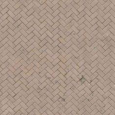 Seamless Brick Paving Texture